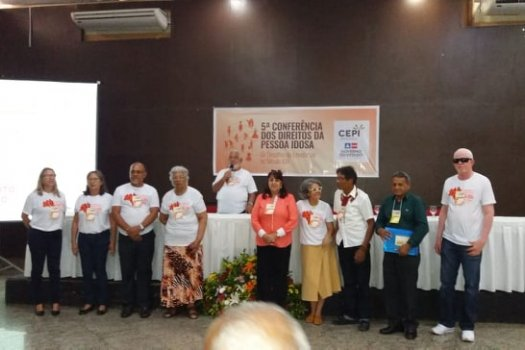 [OAB-BA participa da 5ª Conferência dos Direitos da Pessoa Idosa]